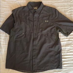 Under Armour Button down shirt
